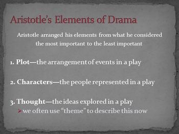 Greek Theatre Drama History Powerpoint