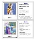 Greek Trading Cards
