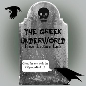 Greek Underworld Lecture - Homer's Odyssey