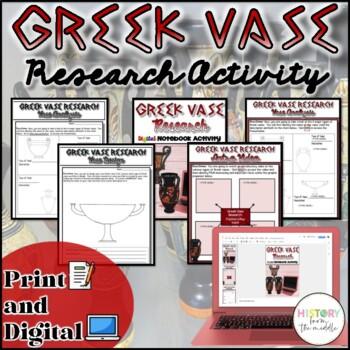 Greek Vase Activity