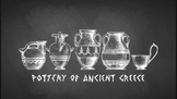 Greek Vases: Supplemental Slide Show