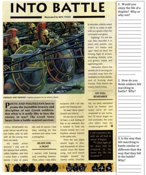 Greek Warfare -  Ancient Greece