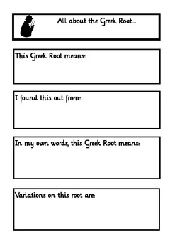 Greek and Latin Personal Dictionary