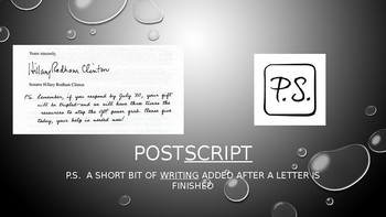Greek and Latin Root Posters- Scrib/Scrip