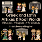 Greek and Latin Root Words Bundled