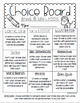 Greek and Latin Root Words Choice Board Tic Tac Toe Student Activities