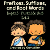 Greek and Latin  Root Words Part 1