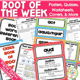 Root of the Week - Greek and Latin Roots Root Words (Poste