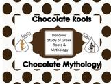 Greek and Latin Root/Prefix & Suffix Common Core Chocolate Activity-Vocabulary