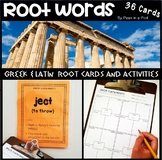 Greek and Latin Roots 3rd 4th 5th 6th 7th Grade ⭐ Ancient