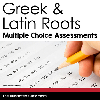 Greek and Latin Roots Assessments