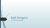 Greek and Latin Roots Bell Ringers (Preview)