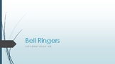 Bell Ringers- Greek Roots