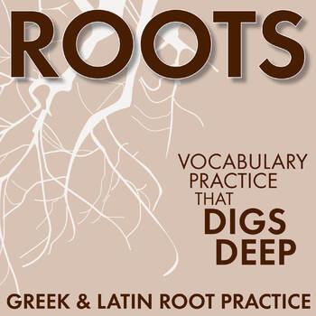 Greek & Latin Roots Worksheets for High School, Prefix, Root, Suffix, Fun Stuff