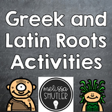 Greek and Latin Roots- Can Learning them be Fun?