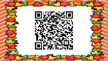 Greek and Latin Roots QR Activity