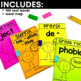 Greek and Latin Roots: Suffixes and Prefixes Vocabulary Cards