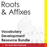 Greek and Latin Roots Mega Bundle