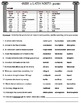 Greek and Latin Roots and Affixes (worksheets, 2 task card sets, and more)
