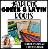 Greek and Latin Roots for the Whole Year