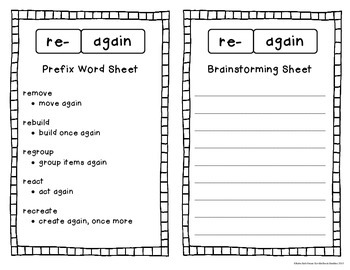 Greek and Latin Prefixes, Suffixes, Root Words