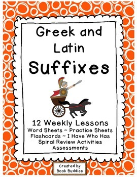Greek and Latin Suffixes