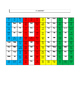 Greek and Latin root word mystery picture - Color by Greek and Latin root words
