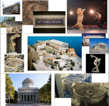 Greek and Roman Classical Art and Architecture