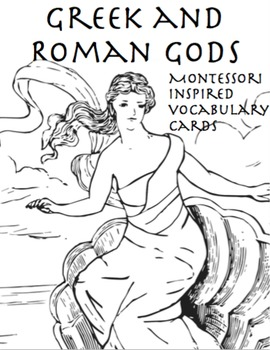 Greek and Roman Gods