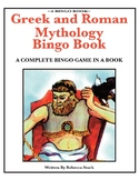 Greek and Roman Mythology Bingo Book
