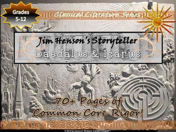 Greek and Roman Mythology Daedalus and Icarus Jim Henson's Storyteller