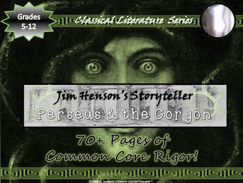 Greek and Roman Mythology Perseus & the Gorgon Jim Henson's Storyteller