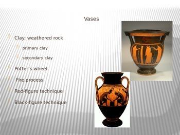 Greek pottery Powerpoint