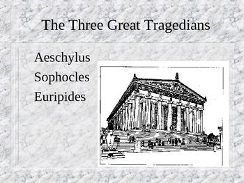 Greek theater project