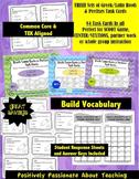 Greek/Latin Roots and Prefixes Task Cards BUNDLE (3 Sets)