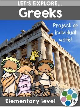 Greeks - Ancient Civilization Research Unit