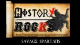 Greeks - Savage Spartans