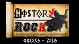Greeks - Zeus