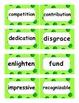 Reading Street Amazing Words Unit 6-Grade 3 (Green Polka Dot)