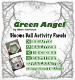 Green Angel Blooms Ball Panel Activities