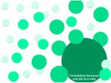 Green BOOMdot Poster Template