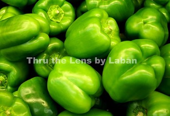 Green Bell Peppers Stock Photo #60