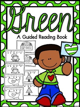 Green Book For Guided Reading Groups