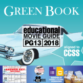 Green Book Movie Guide   Questions   Worksheet (PG13 - 2018)