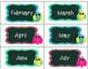 Green Calendar Pack