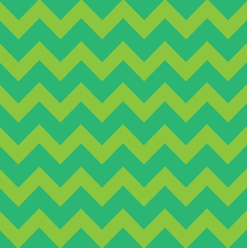 Green Chevron Background