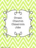 Green Chevron Classroom Jobs