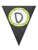 Green Chevron Daily 5 Banner