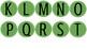 Green Circle Alphabet