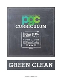 Green Cleaning Lesson Plan